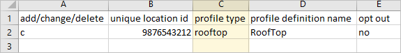 Profile Type Removed from Directory Import/Export