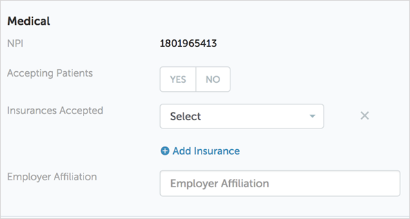Custom Profile Definitions for Role-Based Workflow