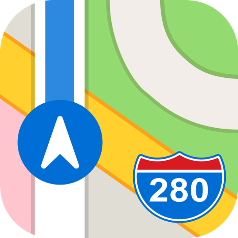 Apple Maps Weekly Publishing